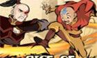 Игра Аватар Легенда об Аанге Приключения