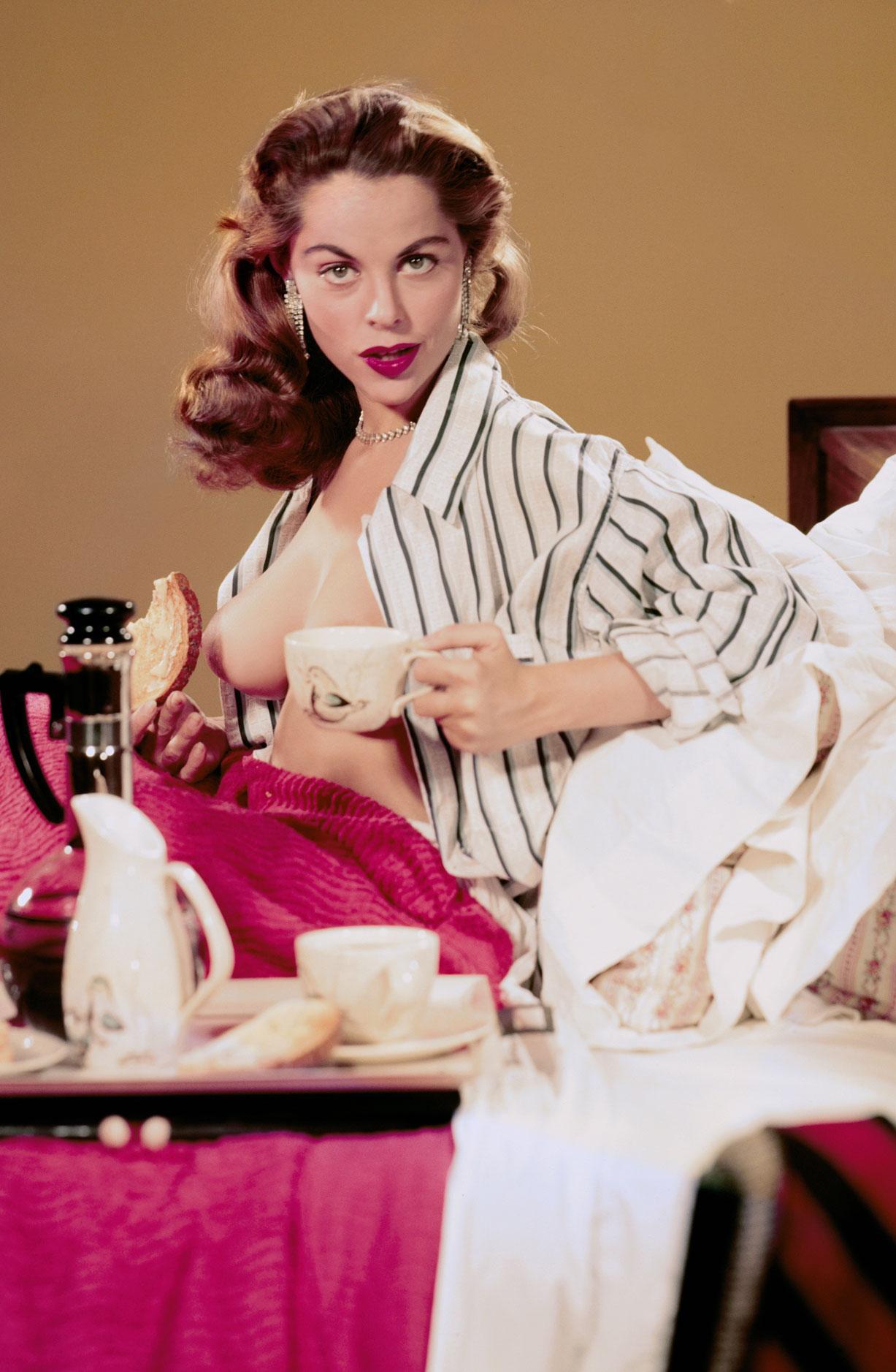 Playboy Playmate - Miss February 1956 | Marguerite Empey / Маргерит Эмпи