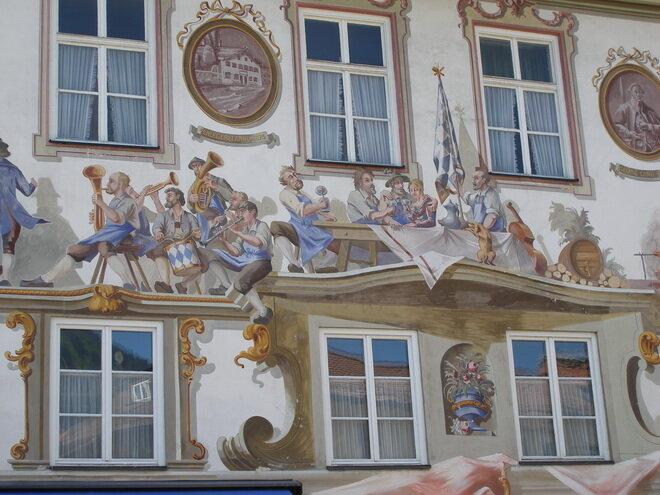 Обераммергау. Германия