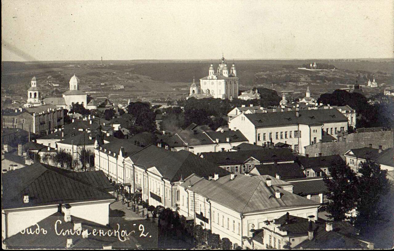Панорама Смоленска 2