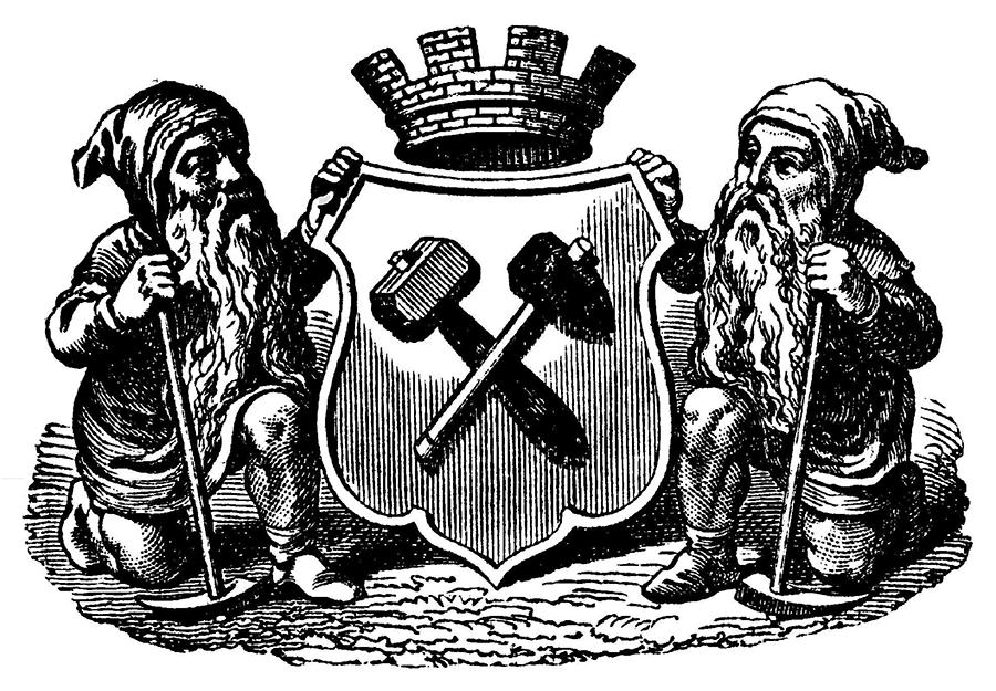 Рудники Урала - старинные шахты, копи, шурфы, штольни и карьеры