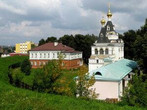 поездка в Дмитров