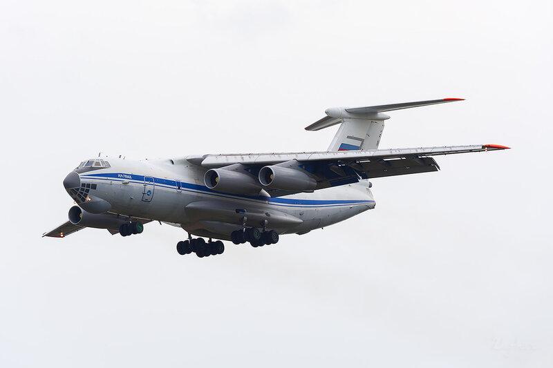 Ильюшин Ил-76МД (RA-78845) ВВС России DSC_3845