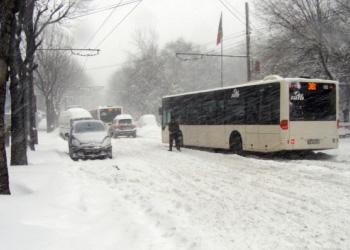 Внимание на дорогах! Метеорологи обещают снегопады и гололедицу