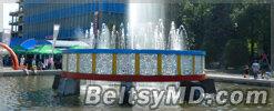 В Бельцах построят новый фонтан и установят памятники