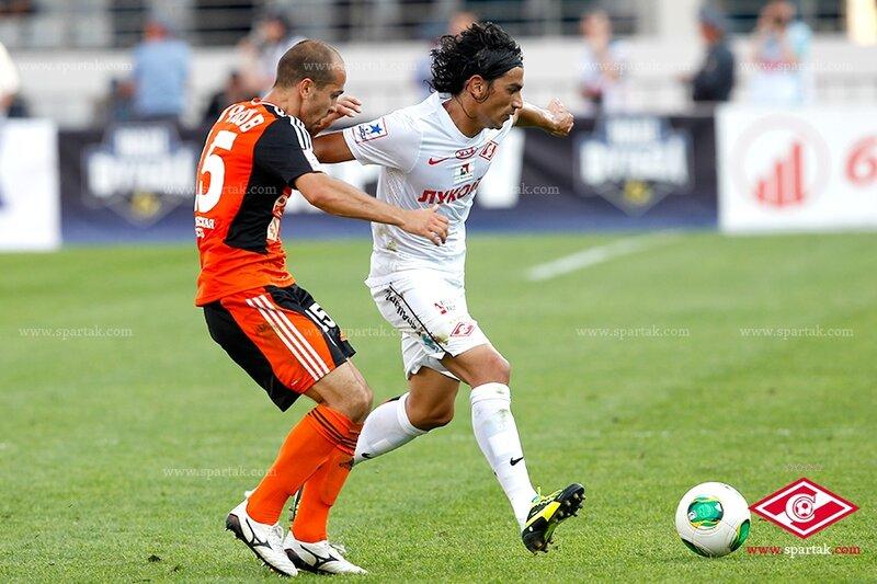 «Урал» vs «Спартак» 0:2 Премьер-лига 2013-2014 (Фото)