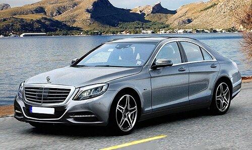 Четыре размера колесных баз для флагманской серии Mercedes-Benz