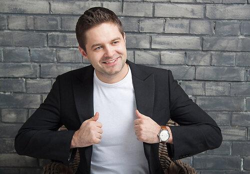 Сергей Волчков победитель телешоу «Голос» стал отцом