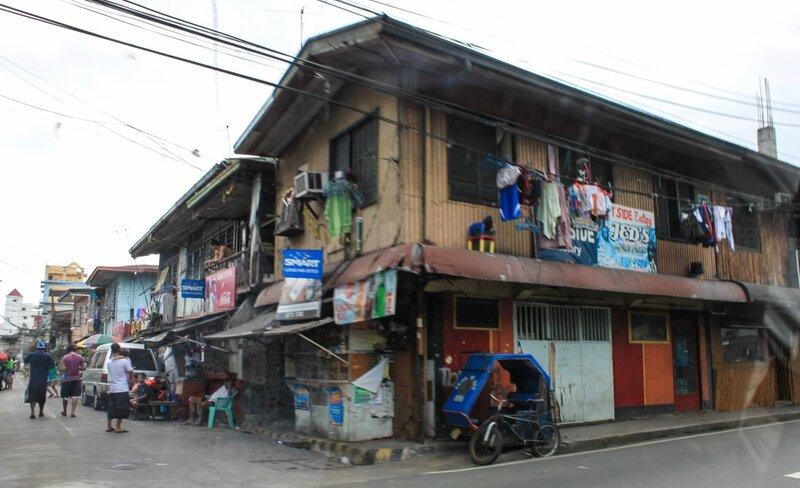 В трущобах манилы секс