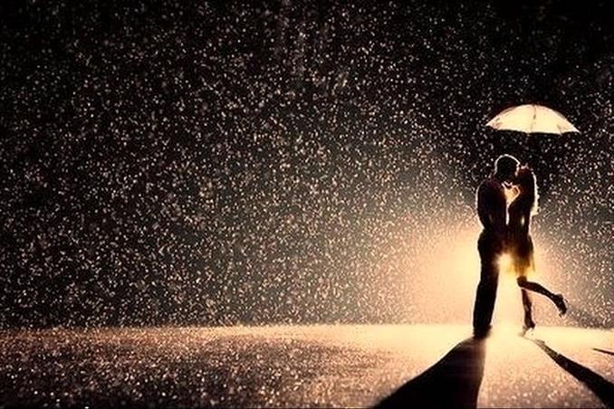 «Спасибо за вечер дождливый...»