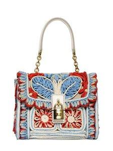 Сумка из коллекции Dolce&Gabbana SS 2013