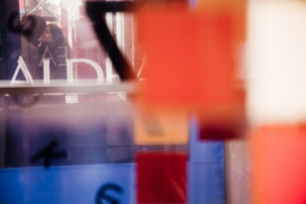 """Ed Peters. Городская жанровая фотография или """"стрит-портрет"""". 21 сюр-стрит-жанр-портрет."""