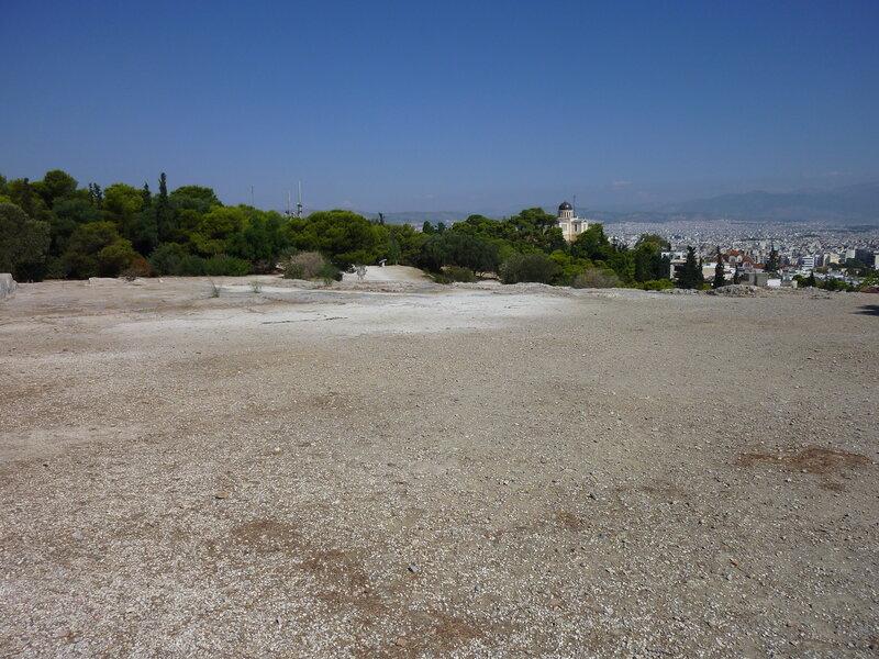 Место народных собраний на Пниксе и Обсерватория вдали