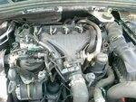 б/у двигатель 308 407 RHF 2.0 HDI DELPHI