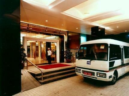 Макао, Metropark Hotel Macau 4*
