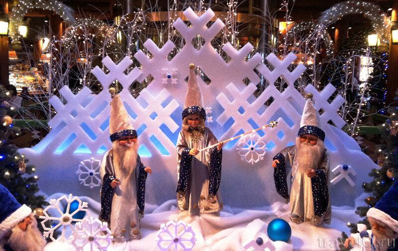 Новый Год в Лидо. Рига