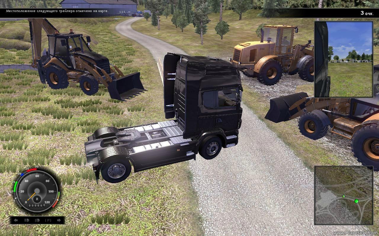 Скачать Игру Scania Truck Driving Simulator The Game Через Торрент