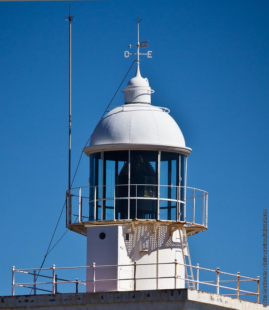 Маяк Санта Пола и пиратский остров Табарка