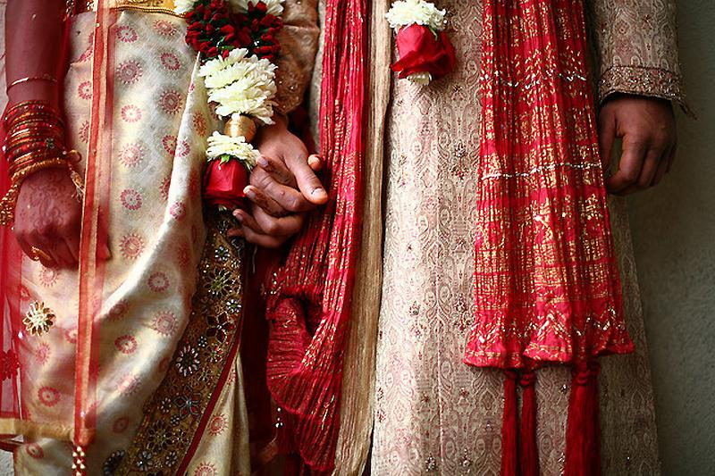 30. Индийская свадьба.