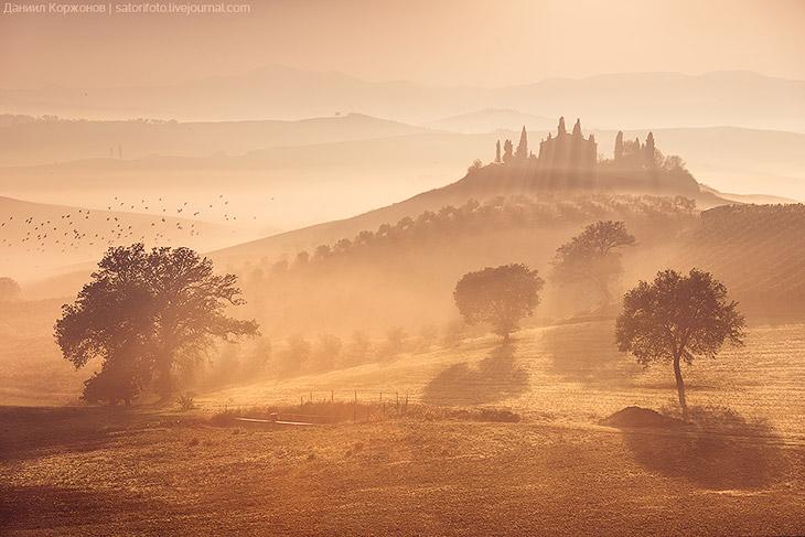 Весенняя Тоскана (42 фото)