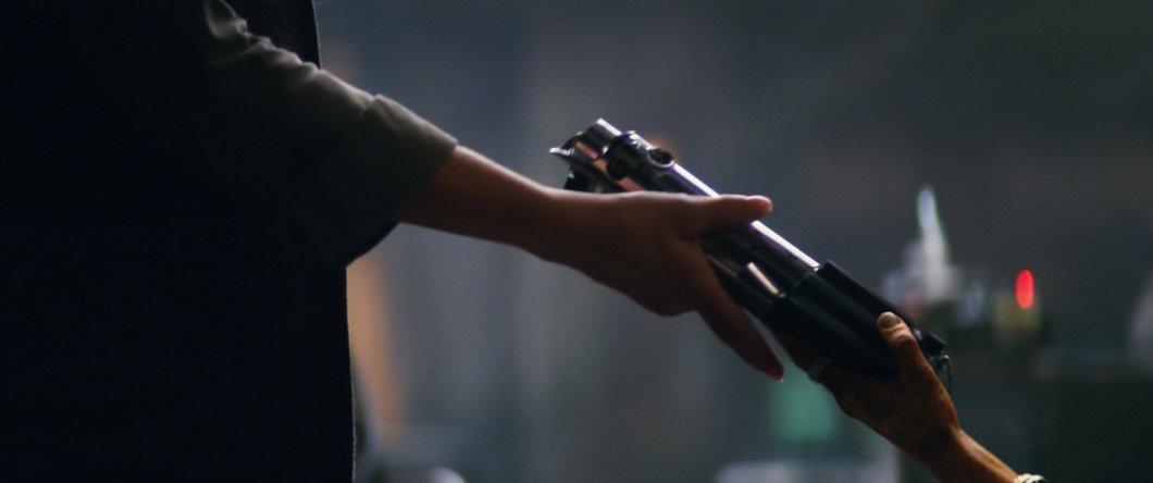 Star Wars.The Force Awakens. Звёздные войны. Пробуждение силы. 2015 Лазерный меч