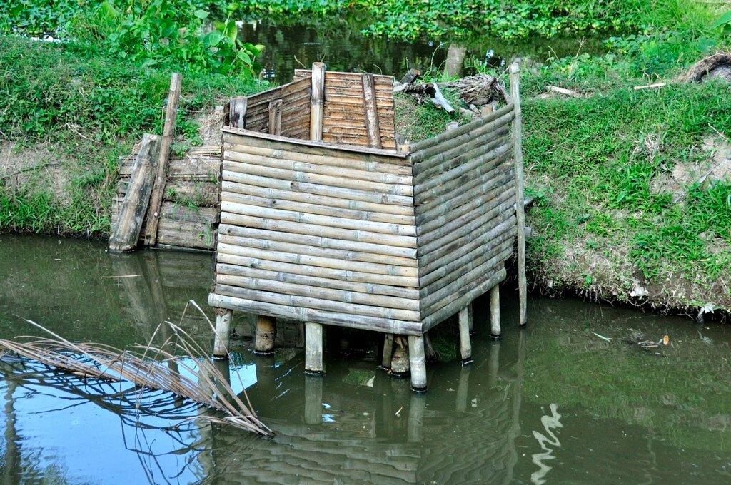 Туалет в Индонезии