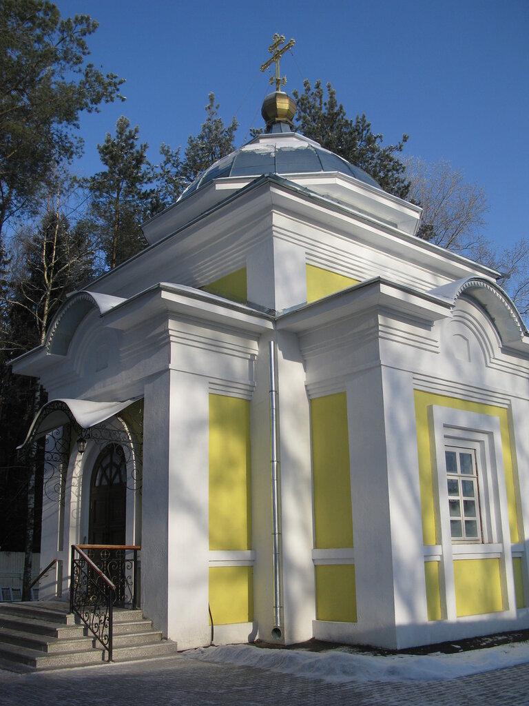 часовня во имя преподобного Герасима Вологодского