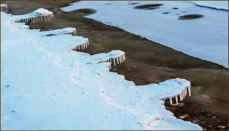 Ледяные зубастики