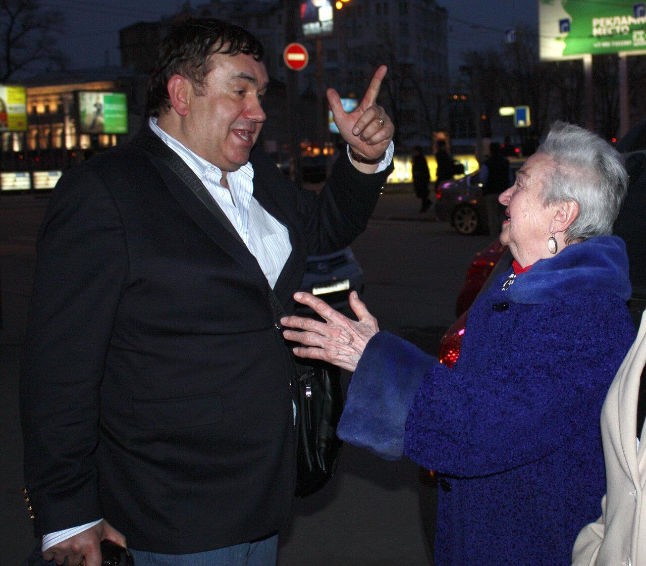Людмила Лядова, Стас Садальский