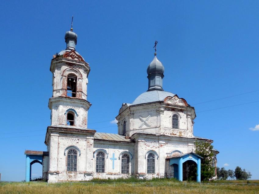 Церкви Аксубаевского района РТ