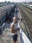 На станции Балезино.