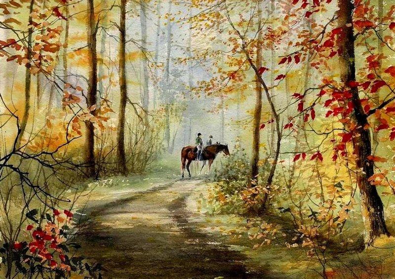 Beata Gugnacka. Лето – забава. Осень – надежда