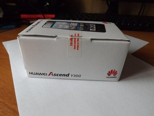 Huawei Ascend Y300 специально для Helpix.ru