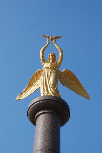 Стелла. Парк Щербакова, Донецк, Украина