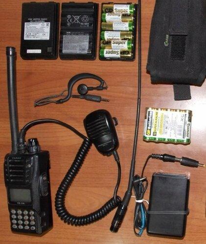 Походная радиостанция - комплект