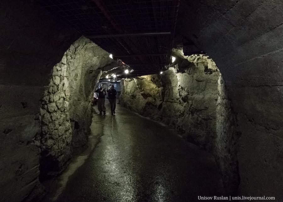 Канатная дорога Aiguille du Midi