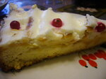 Пирог «Яблоки в сметане»