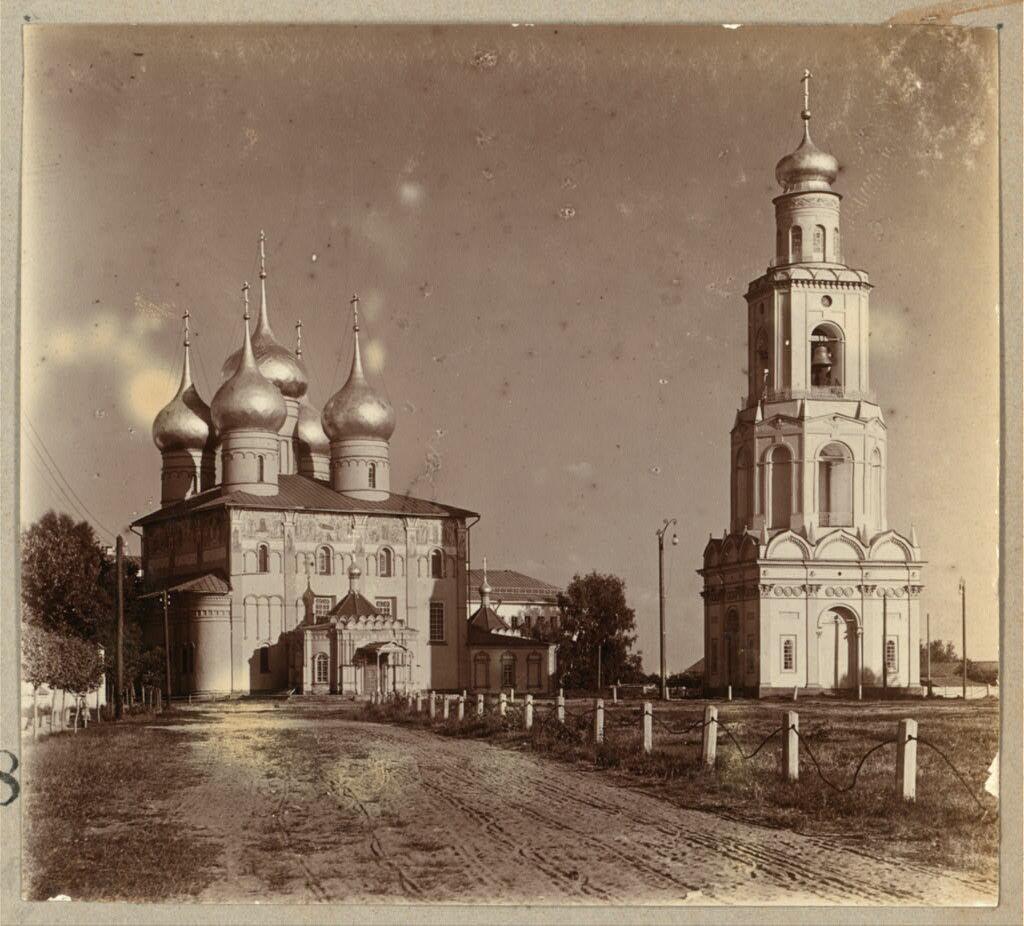 Успенский собор. Ярославль. 1910