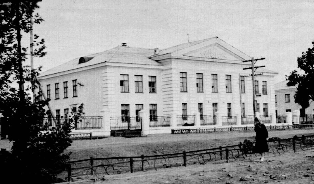 1957.  Школа рабочей молодёжи
