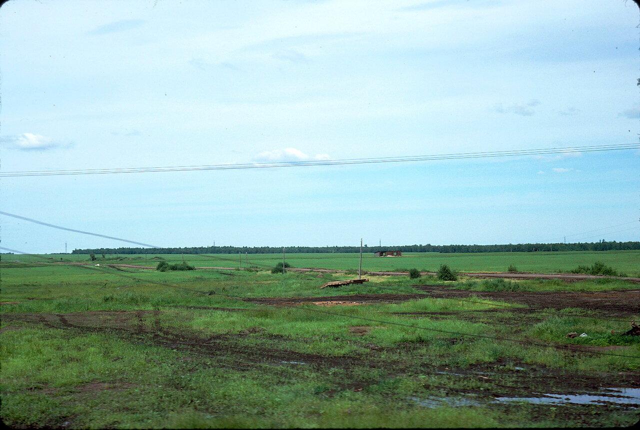 Центральная Сибирская равнина