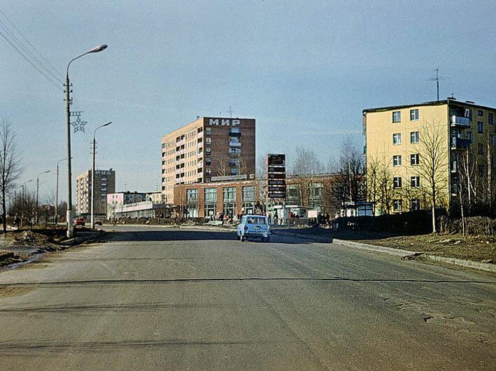 1980. Новомытищинский проспект