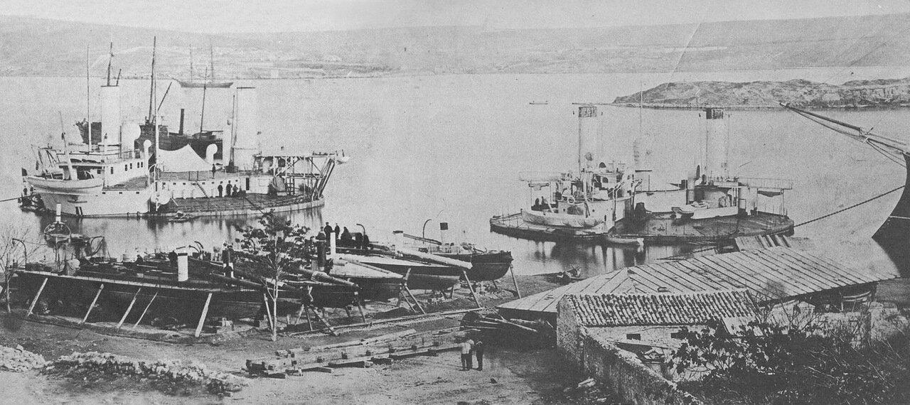 1872. Закладка «Новгорода»