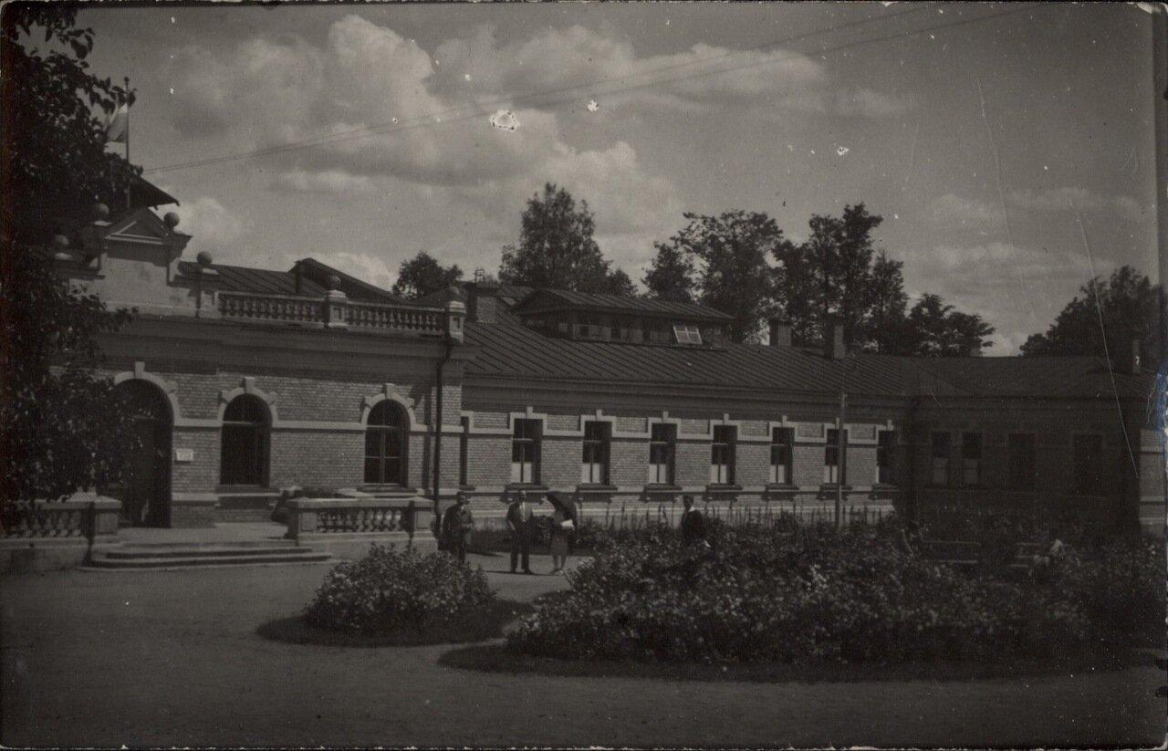 Купальня. 1910