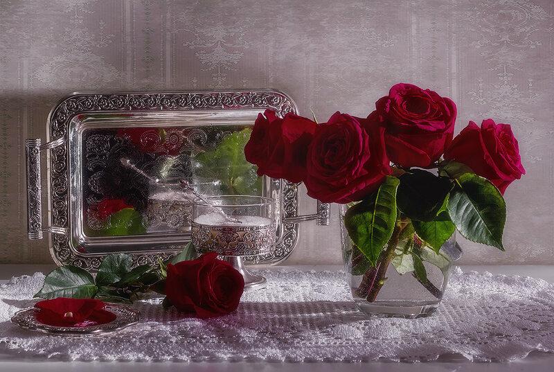 Розы для Светланы!