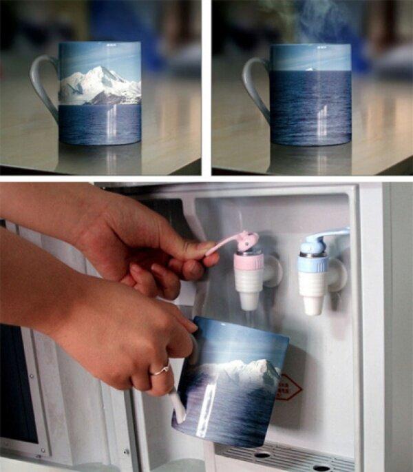 Кружка с помощью которой можно растопить айсберг