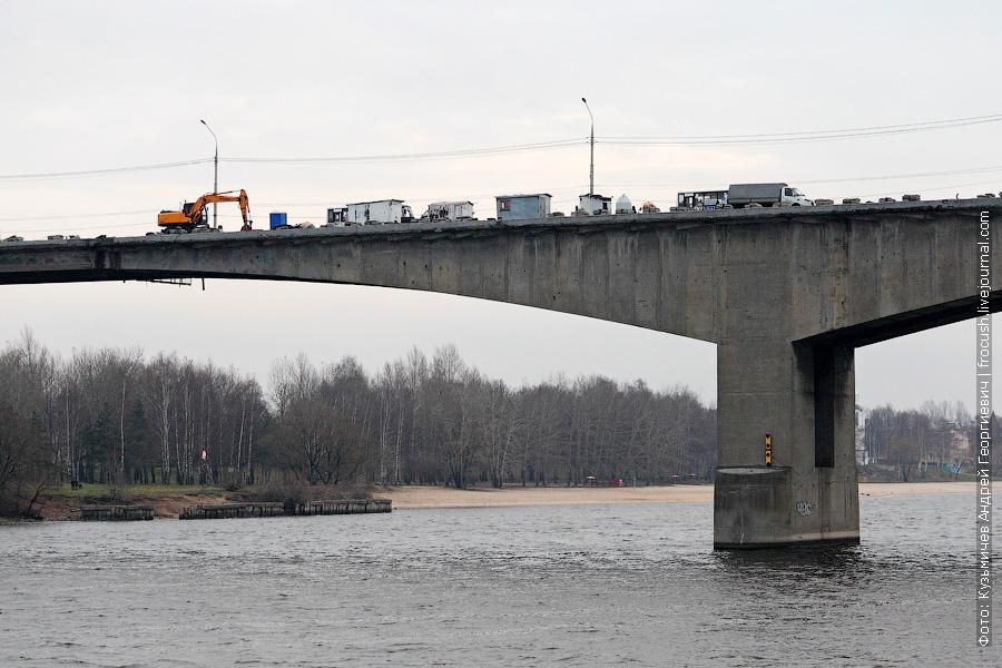 реконструкция октябрьского моста в Ярославле