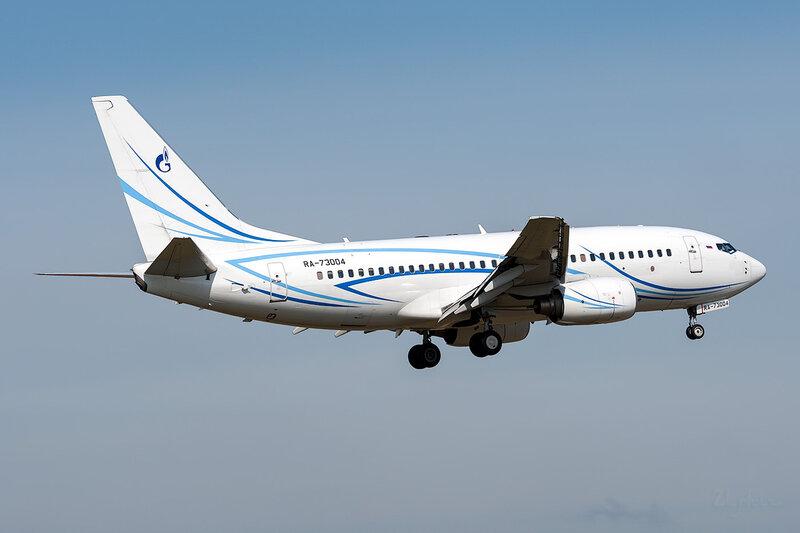 Boeing 737-76N (RA-73004) Газпромавиа DSC_3713