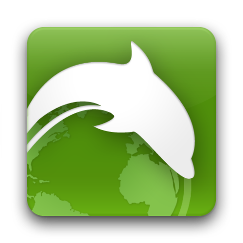 Dolphin Browser (ярлык)