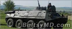 Минобороны: солдат срочной службы застрелен в Бельцах