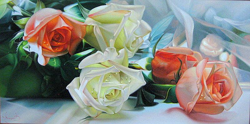 Как хороши как свежи были розы тургенев